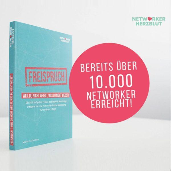 Buch Freispruch Zehn Tausende erreicht