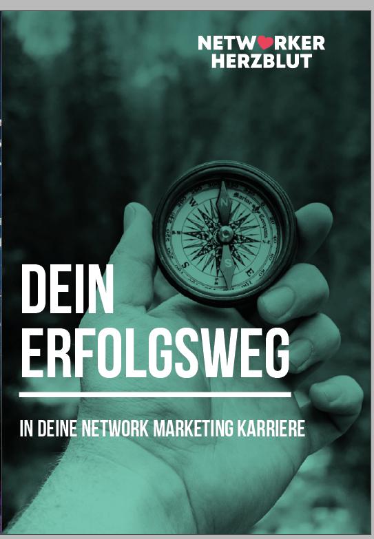 Dein Erfolgsweg im Network Marketing Broschüre 36 Seiten